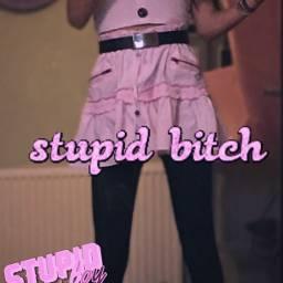 girl pink prettyinpink pinkskirt highheels freetoedit