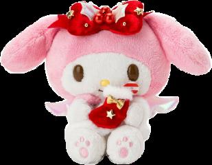 mymelody sanrio christmas cute kawaii freetoedit