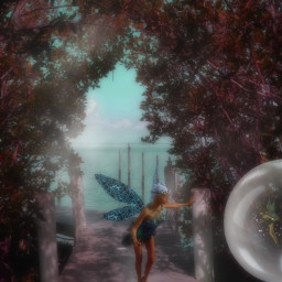 freetoedit fairies magic myoriginalphoto madewithpicsart