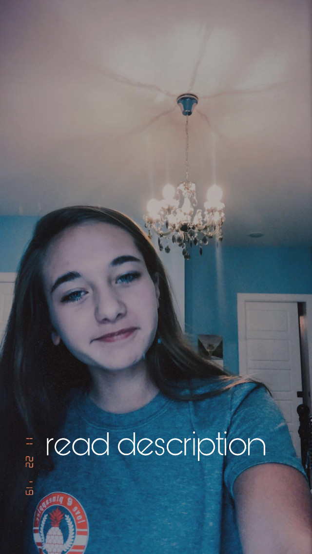 sorry yall already know what i look like but heres muh ugly face. heh anywho im gonna make a positivity account. heres a whole totally unplanned paragraph about why i want to do this. hehe enjoy.  so, im planning on making a collab positivity account. heres why: i see so many hate profiles on here for no reason. hate against people who deserve more than positivity. @vcnilla @limelights_unite two uf muh childrens. ive seen people hating on them for NO REASON at all. i love these two girls ( and muh ofer child @jordan_limelight ) if someone starts hating on her i stg imma beat a bitch. anyways, i want to make a collaboration love/positivity account to show all the hate accounts that love rules over hate. i want to encourage everybody to be lind towards one another and just to know what love is. for everyone who doesnt get that inspiration you deserve. i know it sounds really cheesy and childish but i want to make a difference, starting here. so please, if you could, comment down below if you'd like to be in the account and help me spread love and positivity. thank you. just a reminder, ily all!! fyi i just made this whole paragraph up two seconds ago and nkw imma eat waffles!! thanks and ily and please comment!