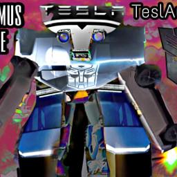 cybertruck tesla epic autobots freetoedit