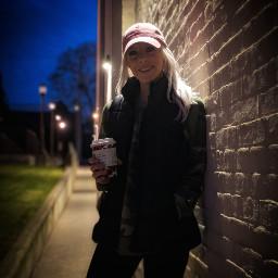 november coffee wife nightphotography portraitphotography