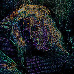 colorfull art people interesting freetoedit