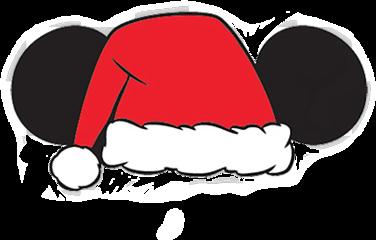 navidad merrychristmas christmas gorro mikeymouse freetoedit