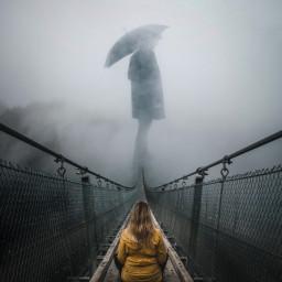 freetoedit scary foggyday foggyremix remixed