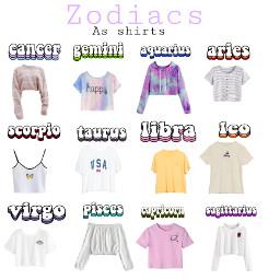 zodiacs shirt freetoedit
