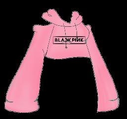 blackpink hoodie gachalifehoodie gachalifeclothes jacket freetoedit