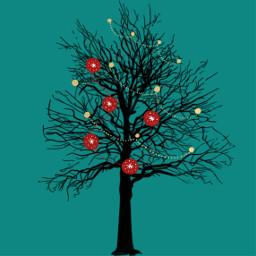 christmasiscoming christmastree tree christmas december