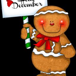 gingerbreadman hellodecember cookie christmas freetoedit scdecember december
