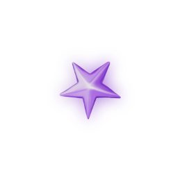 freetoedit lavender star