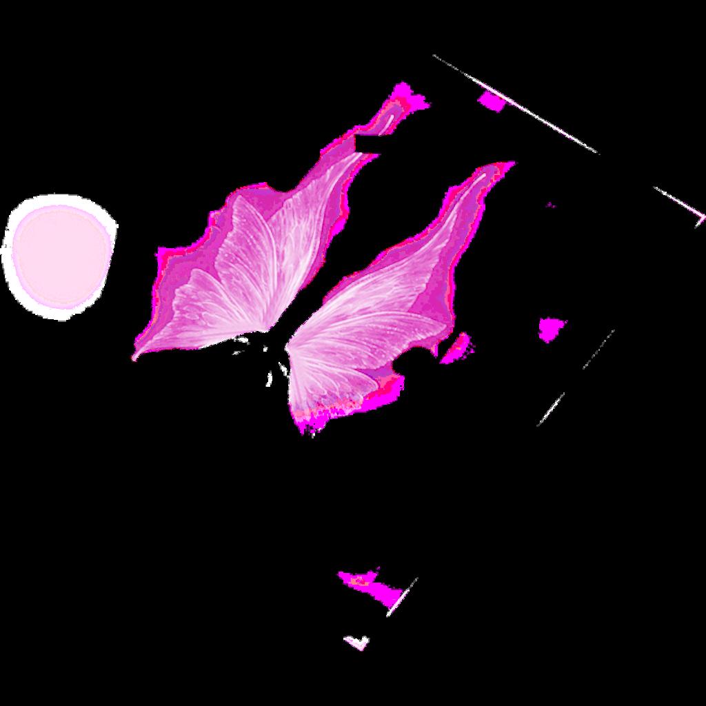 #ftestickers #fantasyart #wings #fairy #luminous #pink