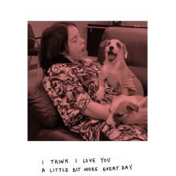 i think love you a