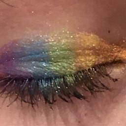 rainbow loveit eyeshadow