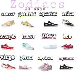 zodiac vans freetoedit