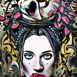 freetoedit 9th oilpaintingeffect surrealism surreal irc irchappypuppy