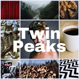 twinpeaks twin peaks whokilledlaurapalmer freetoedit