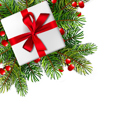 ftestickers christmas gift tree corner freetoedit