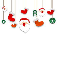 ftestickers christmas decoration ornaments hanging freetoedit