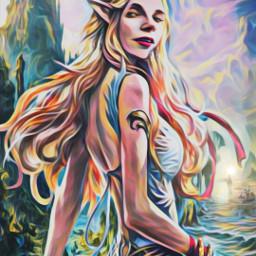 freetoedit 2 faceswap fantasy fantasyart ircalookback