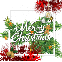 ftestickers christmas decoration merrychristmas colorful freetoedit