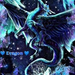 freetoedit dragon water blue violet