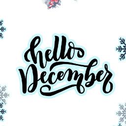 freetoedit hello hellodecember december frost