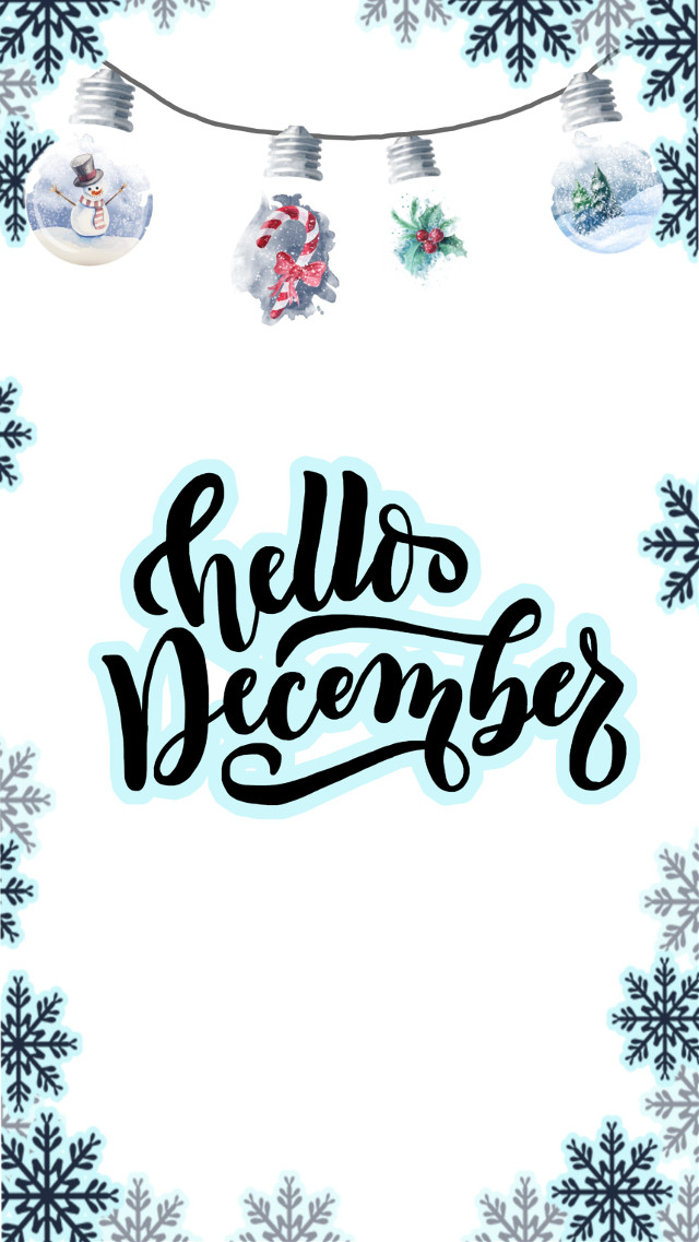 INSTAGRAM: @margo34277 YOUTUBE CHANNEL: Margo Picsart  #freetoedit #hello #hellodecember #december #frost #nieve #light #snow #christmas #letters #lettering #blue