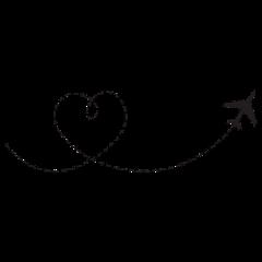 travel plane love travelling freetoedit