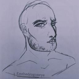 drawing homer help cursed art