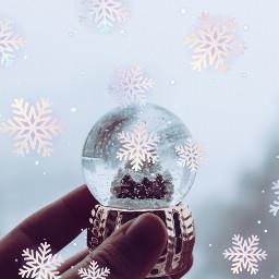 freetoedit snowflakebrush christmas holiday