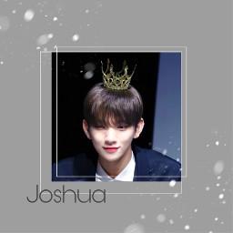 seventeen joshua gray king crown