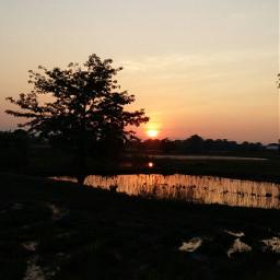 freetoedit mystyle photography sunset