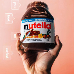 freetoedit nutella food chocolate choco srccallout callout