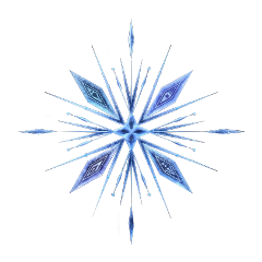 frozen2 elements snowflake freetoedit