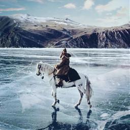 freetoedit horse ice remix remixit ircicecrack icecrack