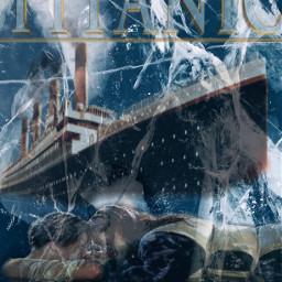 freetoedit ice iceberg titanic cold ircicecrack icecrack