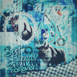 olaf sven bestfriendsforever request frozen