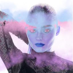 freetoedit blue pink splash ircmegdonnellyfanremix megdonnellyfanremix