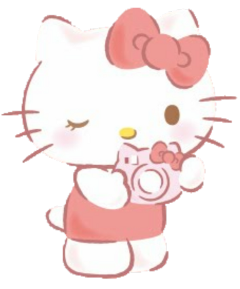 freetoedit hellikitty sanrio cute camera