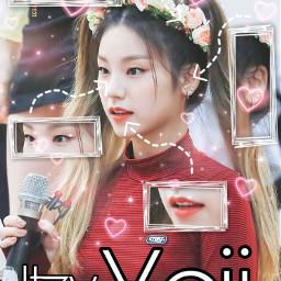 itzy hwangyeji yeji bias jypent