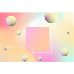 ftestickers background frame abstract holographic freetoedit