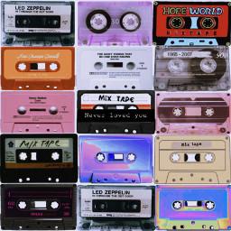 freetoedit mixtape aesthetic love tapes