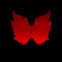 wings red angel fairy fantasy freetoedit