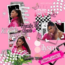 freetoedit arianagrande pink birthday       @chatnoirofficial birthday