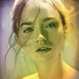 freetoedit doubleexposure woman lighteffect curvetool