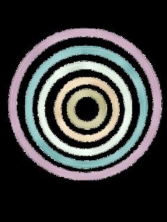 freetoedit paintstroke circles overlay sticker