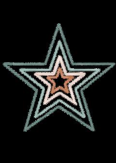 freetoedit stars brushstroke overlay sticker