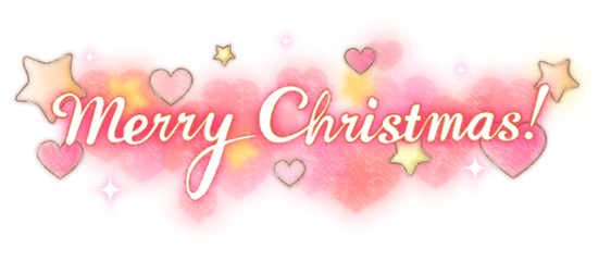 圣诞 圣诞快乐 merry 粉色 节日 freetoedit