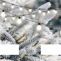 freetoedit christmas youtube template white