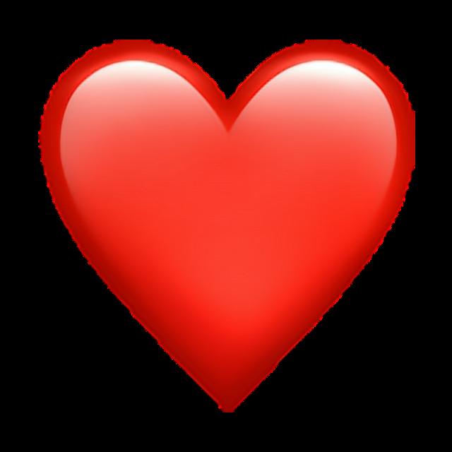 #emoji #heart #iphoneemoji #love